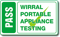 Wirral Portable Appliance Testing